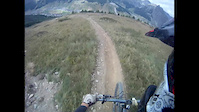 GoPro DH WC Livigno with Crash