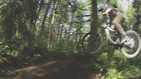 Rainbow Road // Golden Dirt Jumps in the PNW