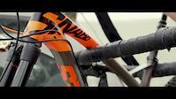 NS Bikes Snabb T shredding in New Zealand
