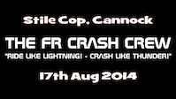 The FR Crash Crew @ Stile Cop DH Trails 17th...