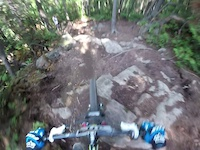 sugarloaf bike park ti polo race run