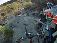 GoPro HD Hero- National Trail- South Mtn AZ