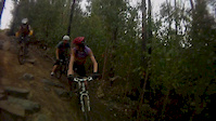 Downhill Mountain Biking and a Fail at...