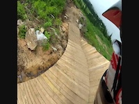 Stevens Pass - Slingshot Wookie