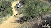 Suicide Trail downhill - Oak Park, CA
