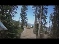 Trestle Bike Park - Winter Park - Double Jeopardy
