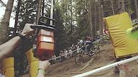 UCI Downhill Worldcup Lenzerheide 2016