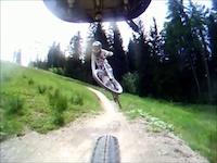 Chavannes Les Gets GoPro 2012