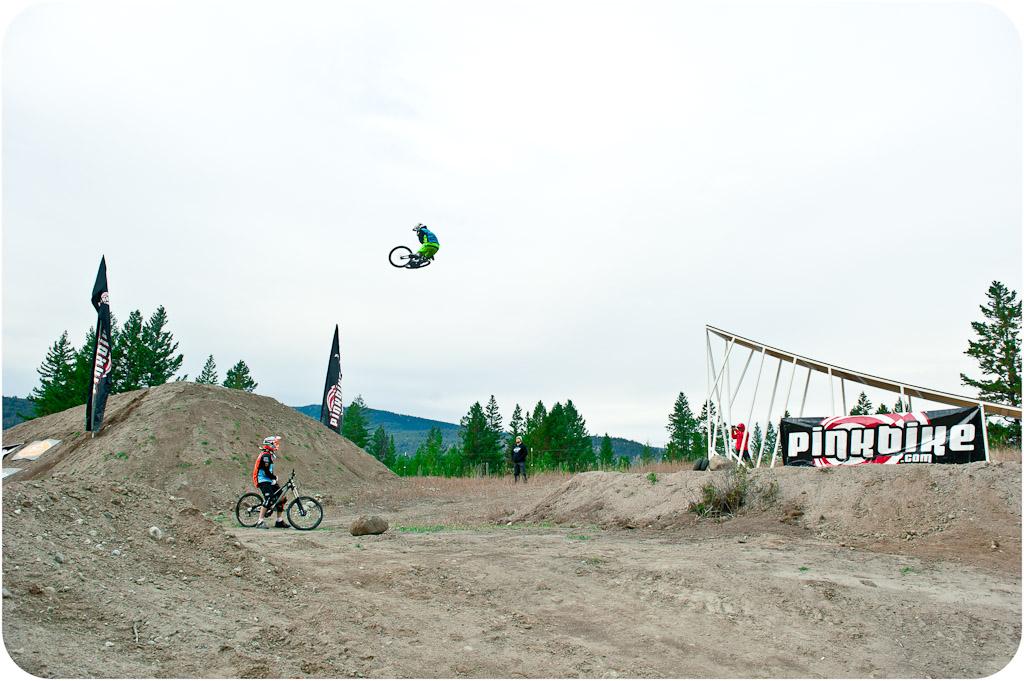 Full Monte Dirt Farm 150 Foot Bike Jump Record Attempt Pinkbike