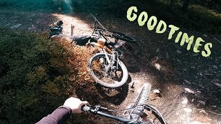 DOWNHILL FUN IN NORWAY - Marc's Follow Cam #3...