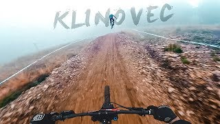 Klinovec IXS German Downhill Cup - Course...