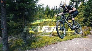 The Return to Hafjell Bikepark - Luis Gerstner