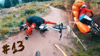 Crashes are Part of the Game - Downhill...