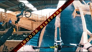 Indoor Bikepark STRIDE 2017 - Straßbourg |...