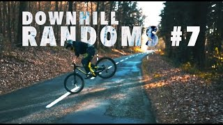 Downhill FUN  - OUTTAKES and Randoms #7 | Luis...