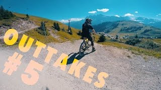 MTB Downhill - OUTTAKES and Randoms #5 |...