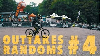DOWNHILL RACING! - OUTTAKES and Randoms #4 |...
