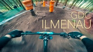 German Downhill Cup Ilmenau - First day of...