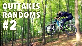 MTB Downhill - OUTTAKES and Randoms #2 | Luis...