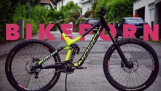MY NEW DOWNHILL BIKE - NORCO AURUM C7.1 | Luis...