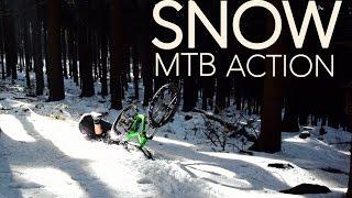 MTB Winterrides in Heidelberg | Luis Gerstner