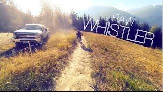 Chilled Whistler MTB Runs | GoPro Raw | Luis...