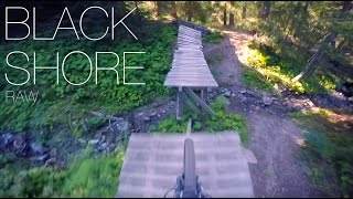 Black shore | Chatel | GoPro RAW | feat.  Marc...