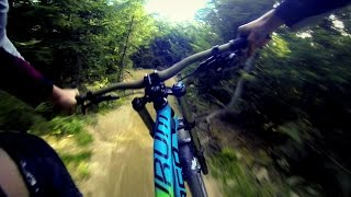 Flowcountry Trail Race Style Bikepark...