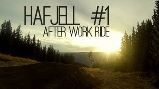 Bikepark Hafjell After Work Ride / Norway /...
