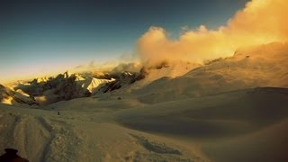 Ski holidays Zugspitze & Garmisch // GoPro...