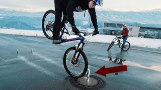 MTB Car Park Challenges |SickSeries #37