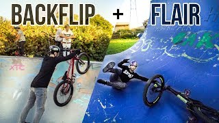 The Backflip and Flair Challenge is back!...