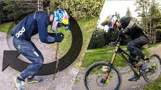 The DIZZY Biking Challenge |SickSeries#28