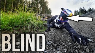 The BLINDFOLDED Downhill Challenge |SickSeries#25