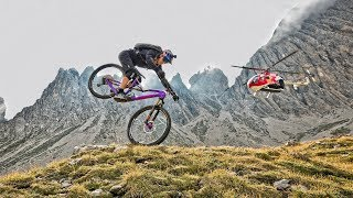 Riding down the Dolomites - Fabio Wibmer