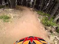 Whistler Bike Park No Joke with Drop in Clinic