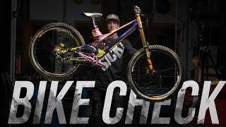 Custom Specialized S-Works Demo - Bike Check...