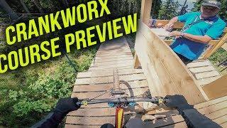 Crankworx Innsbruck Downhill Course Preview -...