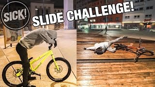 Bike Slide Challenge |SickSeries#6