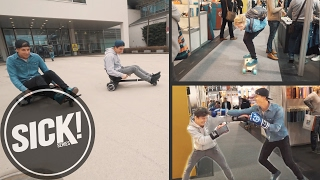 Sick Series goes ISPO |SickSeries#3