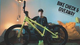 Fabio Wibmer Bike Check & 200K Giveaway