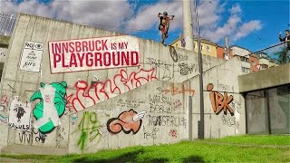 Fabio Wibmer - Innsbruck Is My Playground