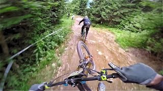 Downhill Pro Line Check in Saalbach -...