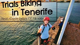 Trials Biking in Tenerife - Bonus Clips