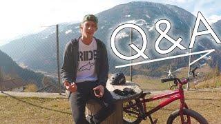 10 Questions - Fabio Wibmer Q&A