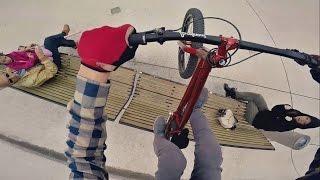 Street Trial Summer Clips 2015 - Fabio Wibmer