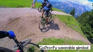 GoPro MTB Trail Riding in Austria | Fy...