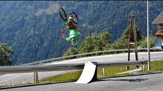 Fabio Wibmer - GetCreative Street Trial