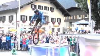 Fabio Wibmer - Trialbike Show Matrei 2012
