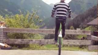 Fabio Wibmer - MTB Street Trial  - 'Welcome Home'